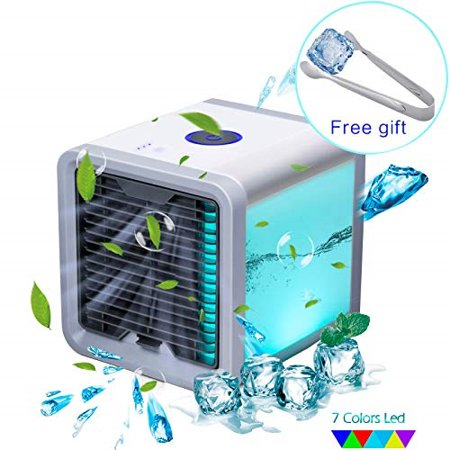 7e097dbe5 ... yachance personal space air cooler portable air conditioner fan  evaporative cooler desk fan mini small ac
