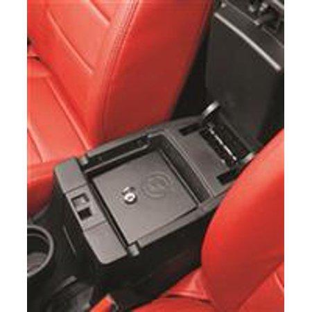 Bestop Door Sill - Bestop 42643-01 Wrangler Jk 2/4-Door Console Lock Box