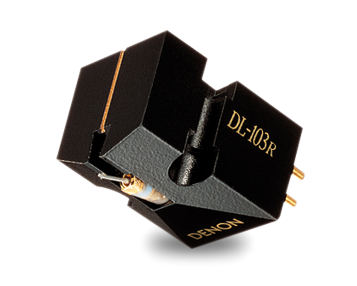 Denon DL 103R Moving Coil Cartridge by DENON