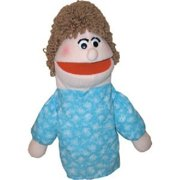 Get Ready 305A Mom puppet- African-American- 18 inch