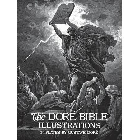 Dover Fine Art, History of Art: The Doré Bible Illustrations (Paperback)
