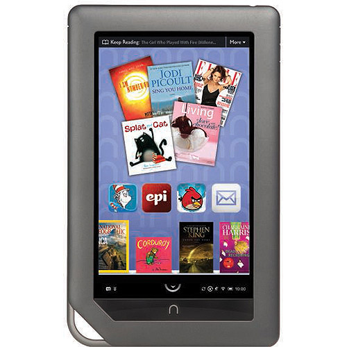 NOOK Color by Barnes and Noble