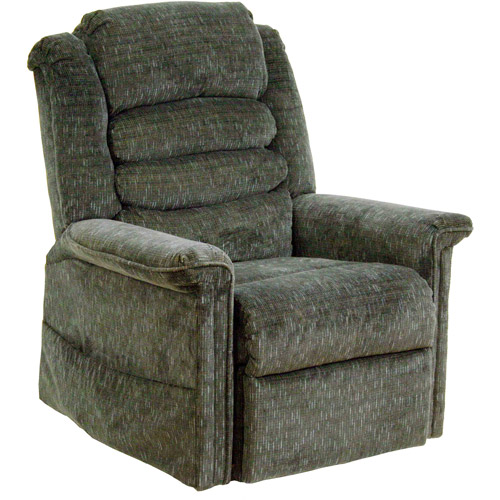 Quest Breeze Power Lift Full Lay-Out Chaise Recliner, Willow