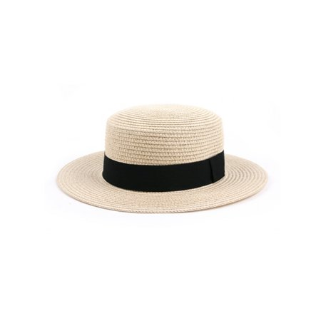 Panama Straw Boater Hat 510SF - Boater Hats