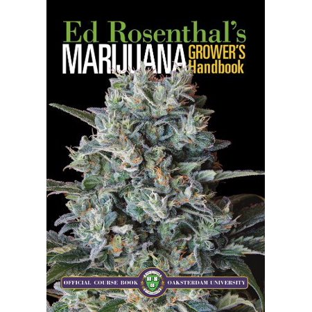 Marijuana Growers Handbook By Ed Rosenthal