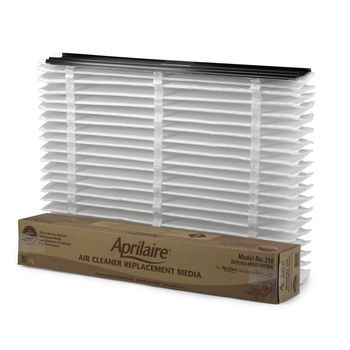 aprilaire 210 replacement air filter - 2 pack - walmart.com