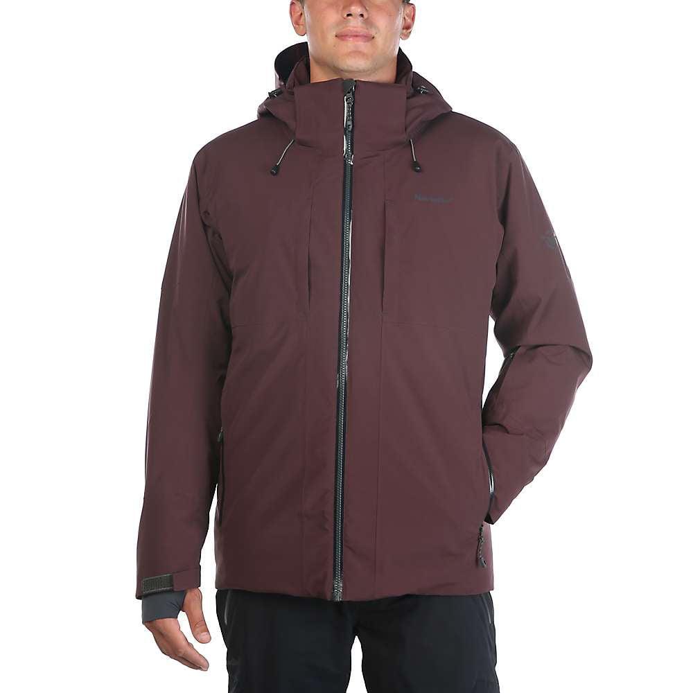 Moosejaw Men's Mt. Elliott Insulated Waterproof Jacket