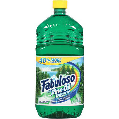 Fabuloso Multi-Purpose Cleaner with Pine Oil Extracts, 56 fl oz