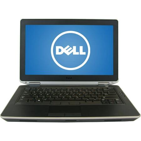 """Refurbished Dell 13.3"""" Latitude E6330 Laptop PC with Intel Core i5-3320M Processor, 4GB Memory, 320GB Hard Drive and Windows 10 Pro"""