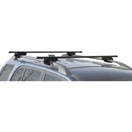 Roof Ground Mount - Apex RB-1006-49 Universal Side Rail Mounted Roof Bar