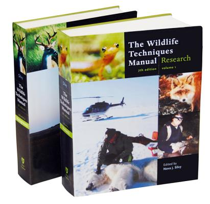 The Wildlife Techniques Manual (Hardcover)