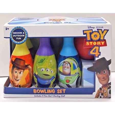 Toy Story-disney Toy Story Bowling Set (Bowling Toy)
