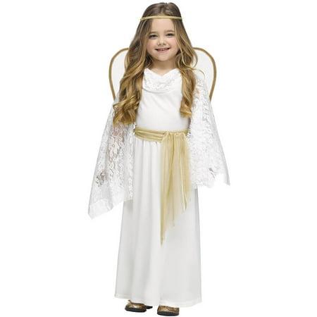Angelic Miss Toddler Halloween Costume ()