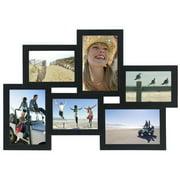 Malden Multi Crossroads 6-Opening Picture Frame