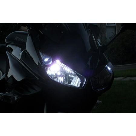 Kawasaki Z1000 Z750 Z750r Xenon Hid Conversion Kit For Headlamp