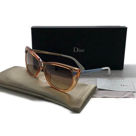 Christian Dior Chromatic 2 Sunglasses Frames Orange 6MDOH Authentic (Chromatic Sunglasses)