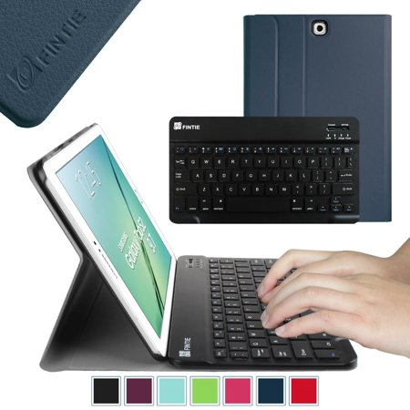 Fintie Samsung Galaxy Tab S2 9.7 Tablet Keyboard Case - Smart Shell Cover with Bluetooth Keyboard, (Samsung Galaxy Tab S2 9-7 Keyboard Case)