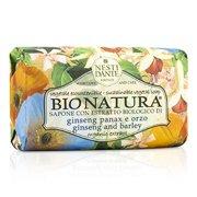 Bio Natura Sustainable Vegetal Soap - Ginseng & Barley 8.8oz