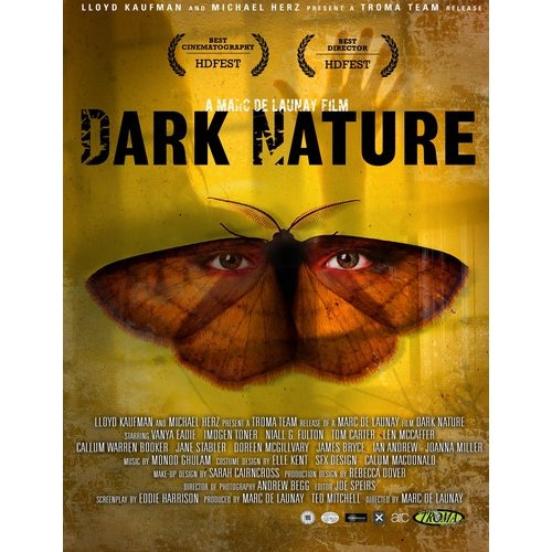 Dark Nature (Widescreen) by TROMA TEAM VIDEO