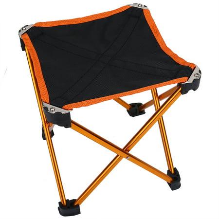Foldable Camping Seat Hilitand Portable Folding Stool