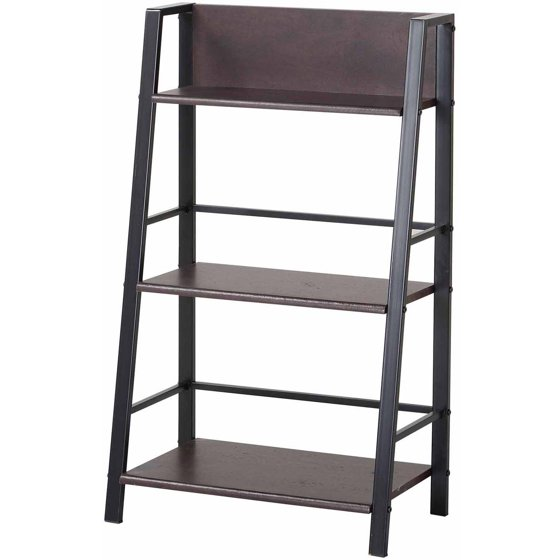 Mainstays 3 Shelf Bookcase Multiple Finishes