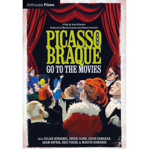 Picasso And Braque Go To The Movies (Full Frame)