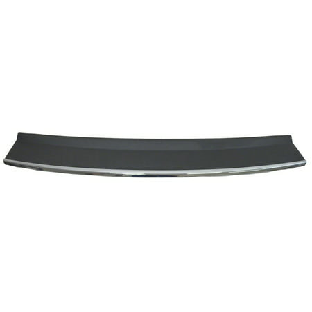 CH1191114 Rear Bumper Step Pad for 11-16 Chrysler Town & Country, Dodge Caravan