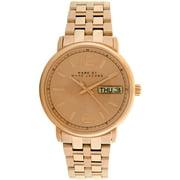 Marc Men's MBM3439 Rose-Gold Stainless-Steel Quartz Fashion Watch