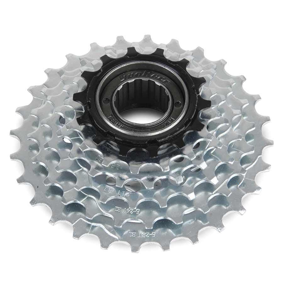 Sunrace Sun Race, MFM2A, Freewheel, 6 sp., 14-28T