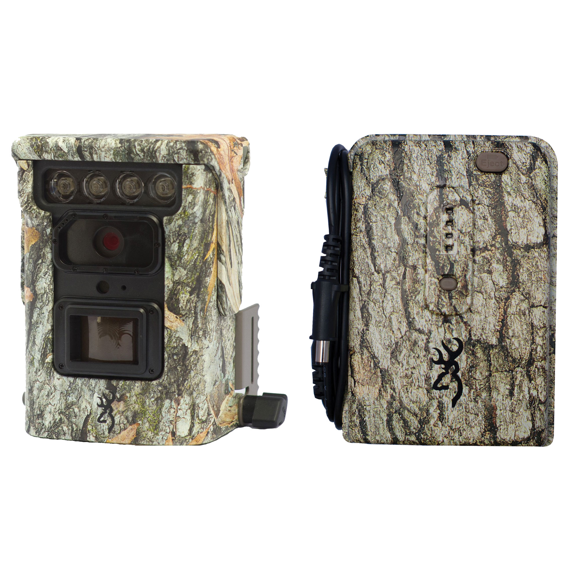 Browning Trail Cameras Defender 850 20MP Bluetooth Game Camera with Power Pack by Browning Trail Cameras