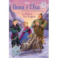 Anna & Elsa #4: The Great Ice Engine (Disney Frozen)