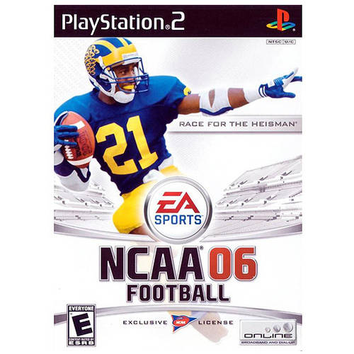 NCAA Football 2006 (PS2) - Pre-Owned