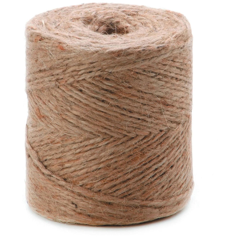 Natural 20-Pound Weight Darice 400-Feet Hemp Cord
