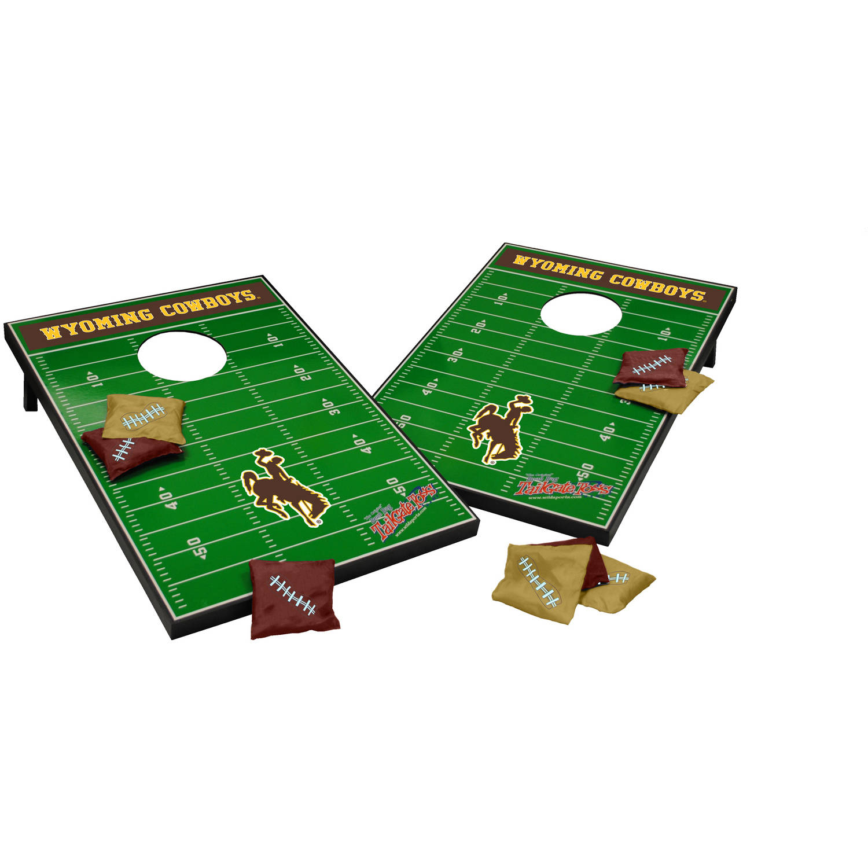 Wild Sports Collegiate Wyoming 2x3 Field Tailgate Toss