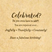 Hallmark Mahogany Religious Birthday Card For Her Special Blessed Loved Image 4