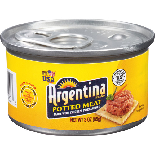 Argentina Potted Meat, 3 oz by Generic