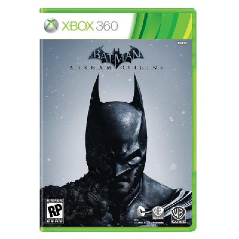 WARNER BATMAN ARKHAM ORIGINS XB360 10/25/2013               IR