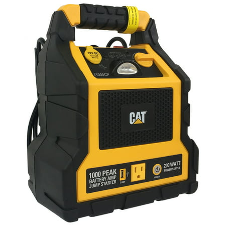 3' Starter - 3 In 1 - Cat Professional Power Station With Jump Starter & Compressor