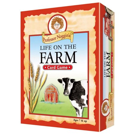 Farm Game (Outset® Media Professor Noggin's Life on the Farm)