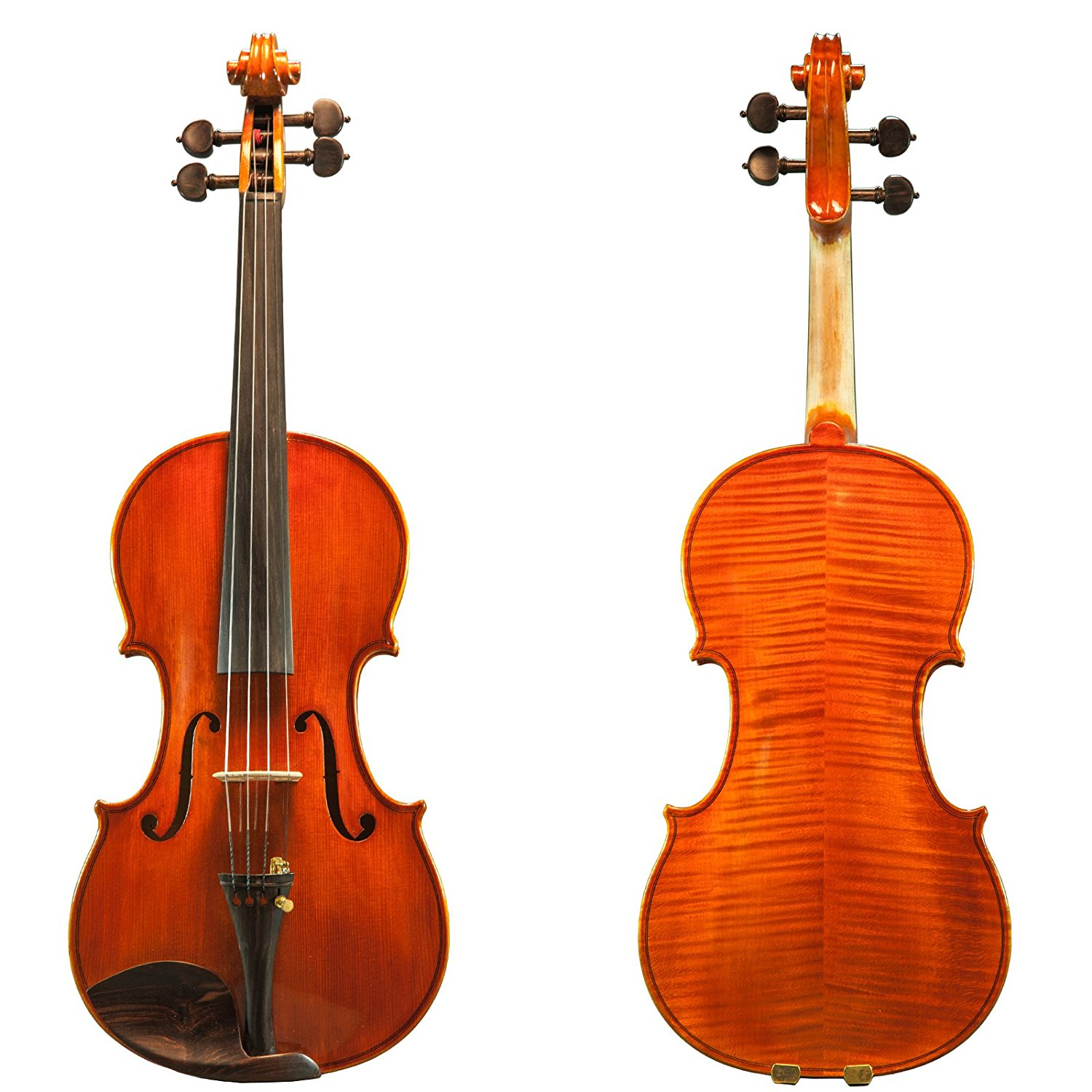 SKY Professional Hand-made Guarnerius Copy Select European Spruce 4/4 Full Size Acoustic Violin Dried Deep Rich Tone
