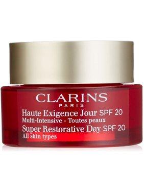 Clarins Super Restorative Day Face Cream SPF 20 1.7 oz