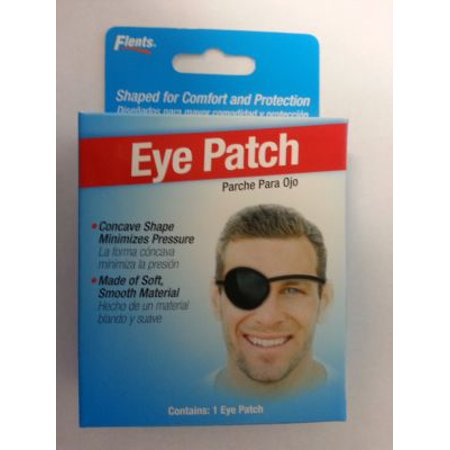 Flents Eye Patch Regular One Size Fits All - 1 ea Pack of 4 Oakley Eye Patch