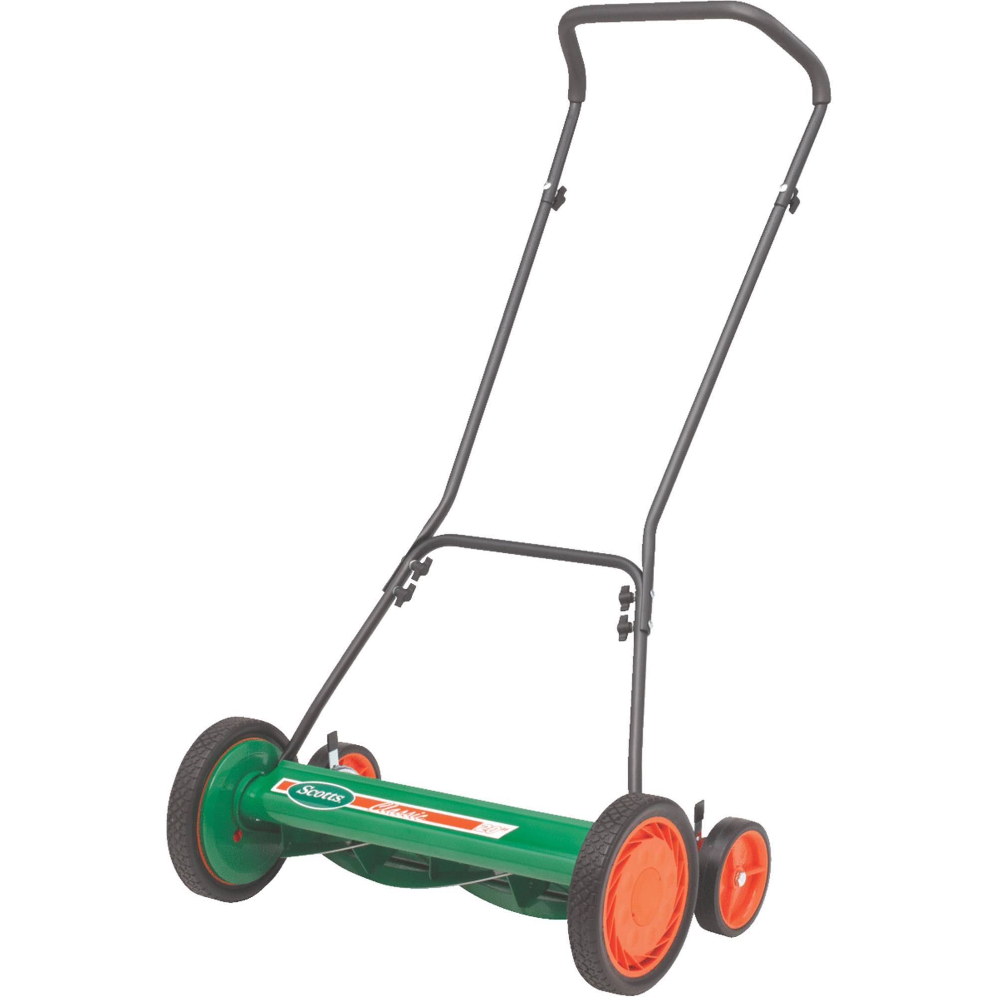 Great States 2000-20 20 in Hand Reel Push Lawn Mower by Great States