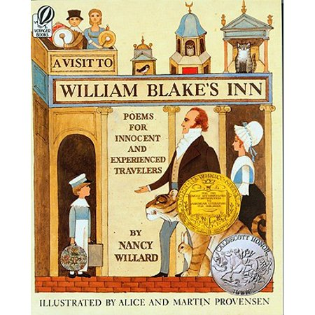 A Visit to William Blake's Inn : Poems for Innocent and Experienced Travelers (Norman Nancy Blake)