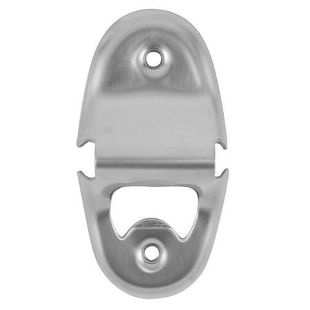 Mounted Bottle Opener - Wall Mounted Stainless Steel Bottle Opener