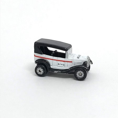 Miniature Cap (Micro Machines Miniature Car Ford Model T Collectible Car)