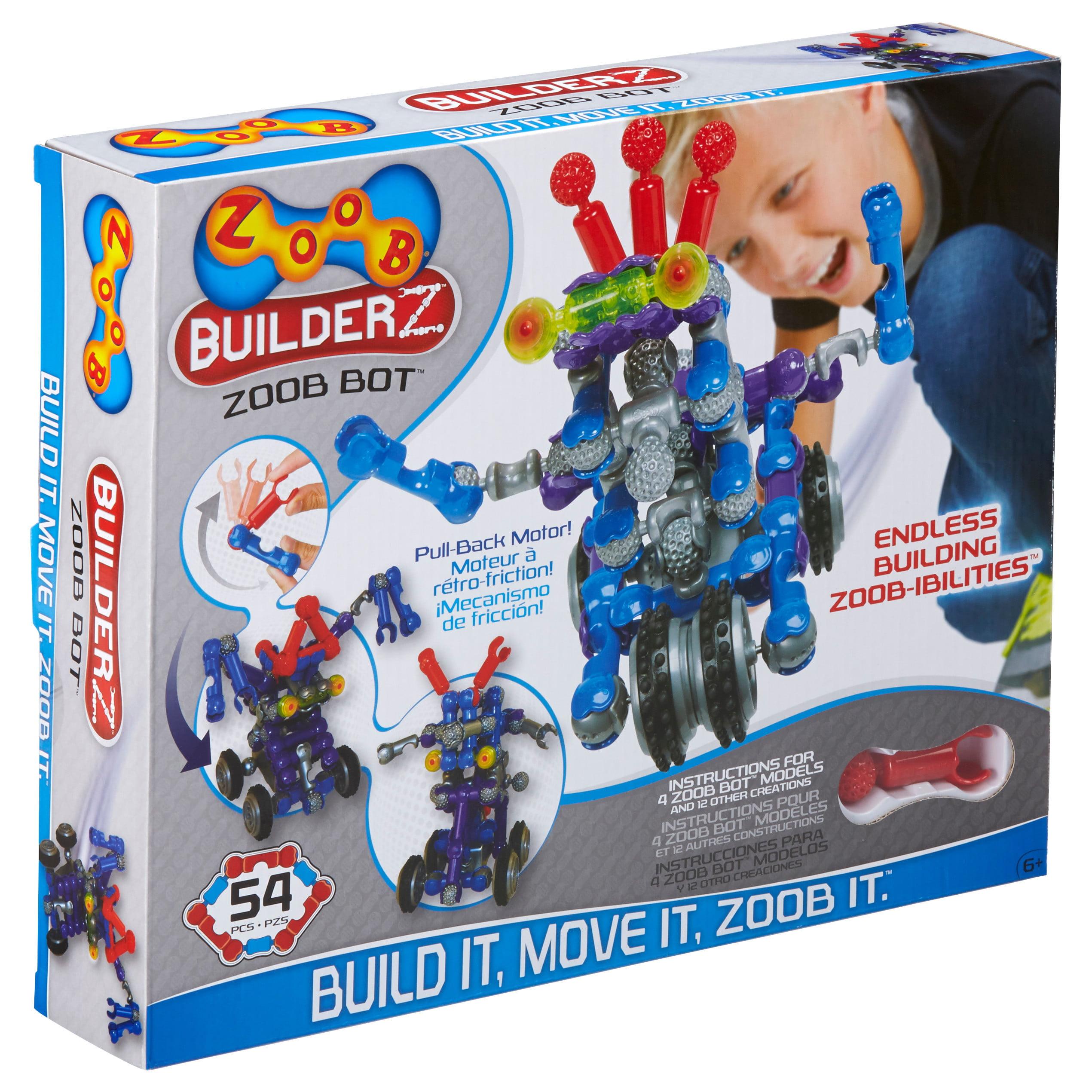 ZOOB BuilderZ ZOOB Bot