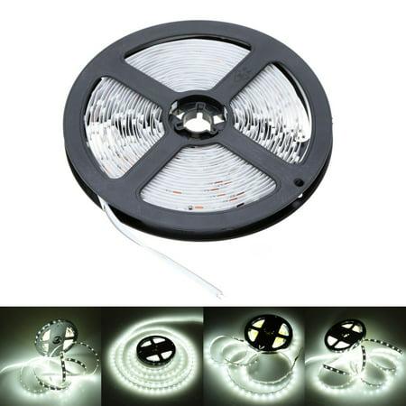 LED White Strip Light SMD 3528 Flexible Light 60LEDs/m 5m/lot 12V for Bar Hotel Restaurant