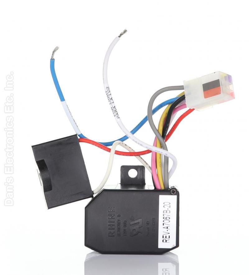 Ceiling Fan Receiver Reverse Module Shelly Lighting