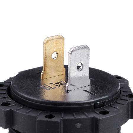 Touch Switch Car Boat Cigarette Lighter Socket Charger Dual USB 12V-24V 2.1A+1A - image 4 de 6